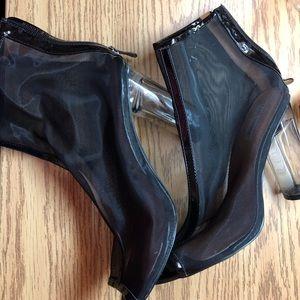 Fashionnova block heels